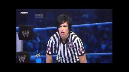 Edge vs Dolph Ziggler (world Heavyweight Championship Match)