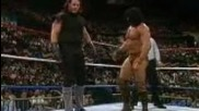 Wrestlemania 7 Undertaker vs. Jimmy Snuka