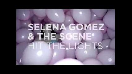 Selena Gomez the Scene - Hit The Lights (teaser #2)