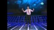 Владимир елиминации X Factor 28.09.2011.