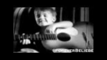 Justin Bieber- Born To Be Somebody