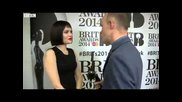 Bbc News Jessie J gets another Brit nod