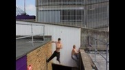 Invision Parkour & Freerunning