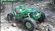 Plowboy Running That Deere At Choccolocco Mtn. Srrs 2013