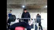 Bench Press 105kgs