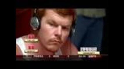 Wsop 2008 - Royal Flush vs. Quad Aces