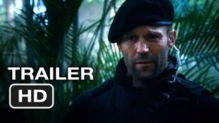 The Expendables 2 Official Trailer #2 (2012)