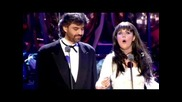 Sarah Brightman & Andrea Bocelli - Time to Say Goodbye (con te partiro)