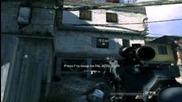 Call Of Duty Modern Warfare 2 Gameplay Episode 4 - Тъпи Бразилци !