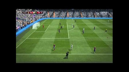 Fifa 15 Real Madrid vs Eibar