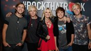 R5 Announces Tour Dates & Performs on Gma!