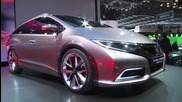 Honda Civic Tourer 2014 Geneva Motor Show 2013 Dani Prank Prank·1 137 видеоклипа Абониране 4 1