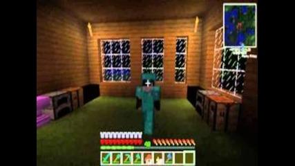 Пародия в Minecraft на Gagnam Style