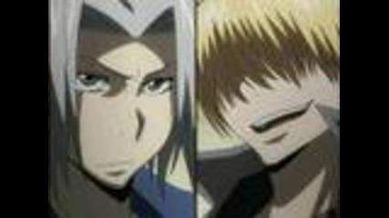 [hayato Gokudera] vs. [belphegor]