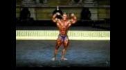 Lee Priest Mr.olympia 1999 Posing