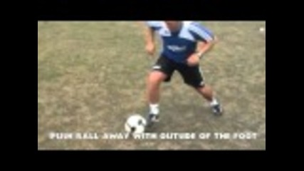 football trick