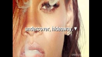 i find shelter in this way~rihanna&selena;