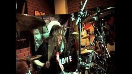 "Milos Meier ""drumming Syndrome"""