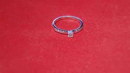 годежен прьстен с диаманти Kirkorian Diamonds