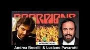 A.bocelli- L.pavarotti -ave Maria