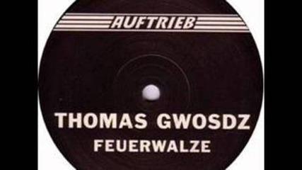 Thomas Gwosdz - Schlaflos
