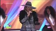 Ciara - Keep On Lookin live at 106 & Park