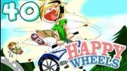 Riding Santa! - Happy Wheels - Part 40