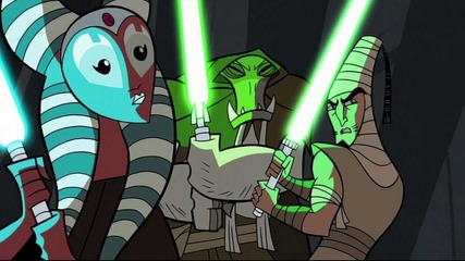 Star Wars: Clone Wars (the Original) част 6