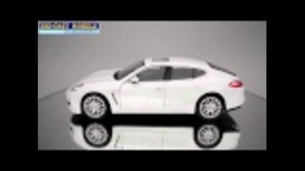 Porsche Panamera - Welly - 1:24