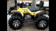 Updated 02 Honda Foreman - Soggy Bottom Boyz of Ms