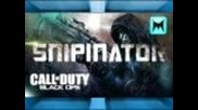 Call of Duty: Black Ops: Sniper Ownage with Snipinator Ep.5 Grid (bo Gameplay/commentary)