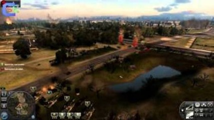 World in Conflict - Mission 1 - Liberation!