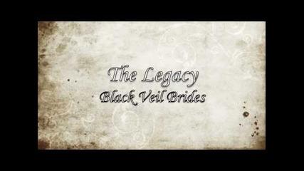 Black Veil Brides - The Legacy lyrics