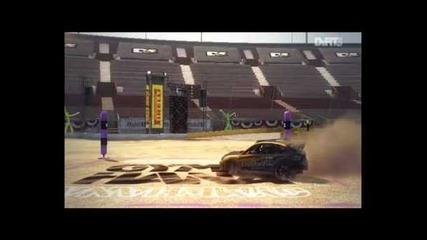 Dirt 3 Gymkhana Drift