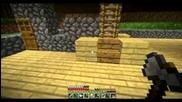 Minecraft Village survival E7-завършване на къщата