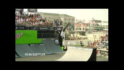 Monster Energy's Bmx Team at Dew Tour Ocean City, Md 2011
