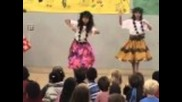 Young Zendaya Coleman dance performance - hula