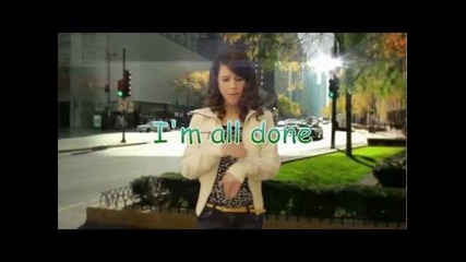 Shealeigh - What Can I Say (lyrics On Screen) Official Music Video