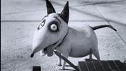 Франкенкуче: Разширен Трейлър (2012) Frankenweenie Comic-con Homage Trailer Official 2012 [hd 1080]