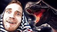 Eaten Alive By A T-rex