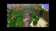 "Taio Cruz - Minecraft Parody ""tnt"" (made by Captainsparklez) +lyrics"