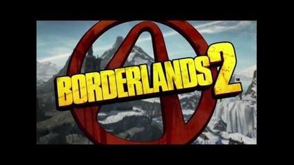 Borderlands 2 Trailer