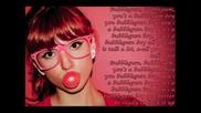 Bubblegum Boy--bella Thorne & Pia Mia (lyrics On Screen)