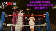 Wwe 2k14 30 Years of Wrestlemania Walkthrough Hulkamania Runs Wild Part 3