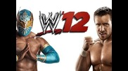 Wwe 12 - Sin Cara vs Daniel Bryan Gameplay!!!!!!!! Epic