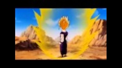 Dragon Ball Z 186 - The Unstoppable Gohan Part 1