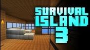 Оцеляване На Остров, Част 3! (minecraft)