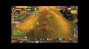 Warrior level 85 pvp Fury (world of Warcraft / Catalysm Hd) 65k Crit!