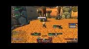 Bajheera - Ret/rsham/warrior - 3v3 Arena Live Commentary