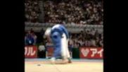 Judo-the Unforgiven
